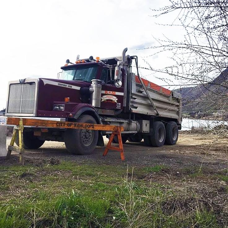 Truck Photo - Widget